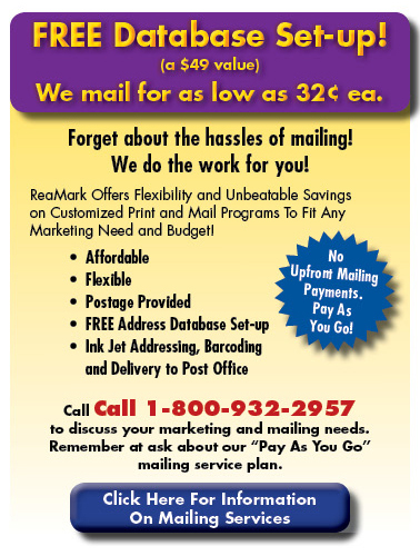 Real Estate Mailing Services