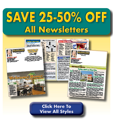 Real Estate Newsletters