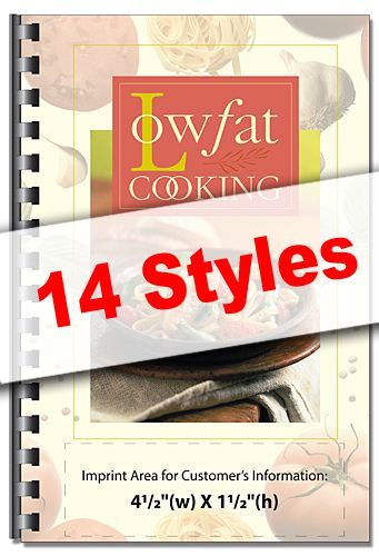 Promotional: Cookbooks