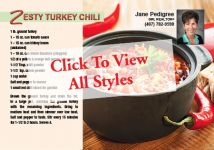 Recipes: Promote YOU Twice <br>Simply Delicious Recipes