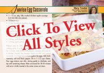 Recipes: Promote YOU Twice <br>Home Chef Recipes