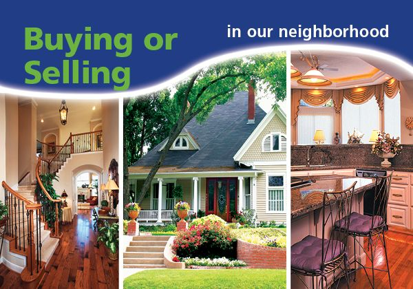 Neighborhood Marketing: In Our Neighborhood