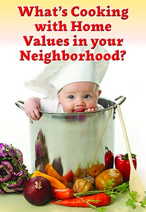Neighborhood Marketing: Home Values Are  Cooking