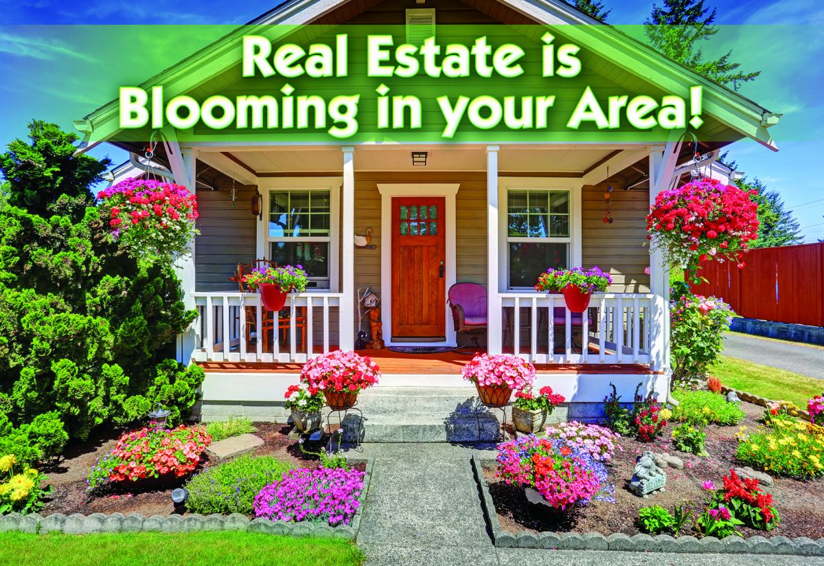 Neighborhood Marketing: Real Estate Blooming