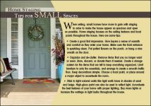 Real Estate Home Tips Postcards