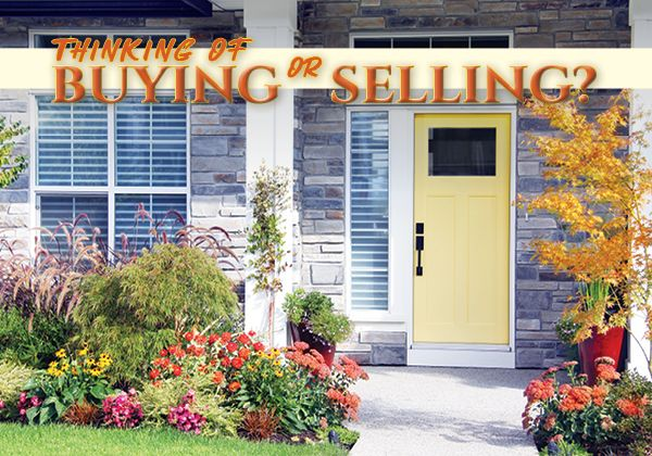 Neighborhood Marketing: Yellow Door Home