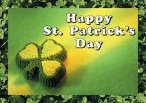 Holiday Cards: Happy St Patrick's Day