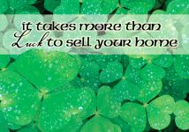 Holiday Cards: St. Patrick's Luck