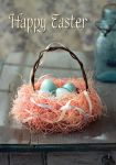 Holiday Cards: Easter Egg Basket