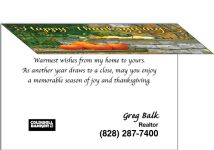 Real estate greeting cards themed for real estate agents needs and reamark products option 1 personalized greeting cards m4hsunfo