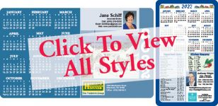 ReaMark Products: Real Estate Magnetic Calendars