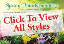 Postcards: Spring Time Change Postcards