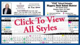 ReaMark Products: School Calendars