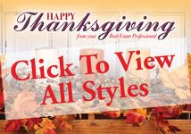 ReaMark Products: Thanksgiving Greeting Cards