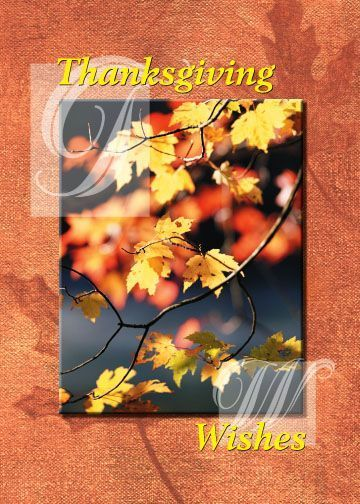 ReaMark Real Estate Thanksgiving Greeting Cards - Get More Referrals and Send Some Holiday Cheer.